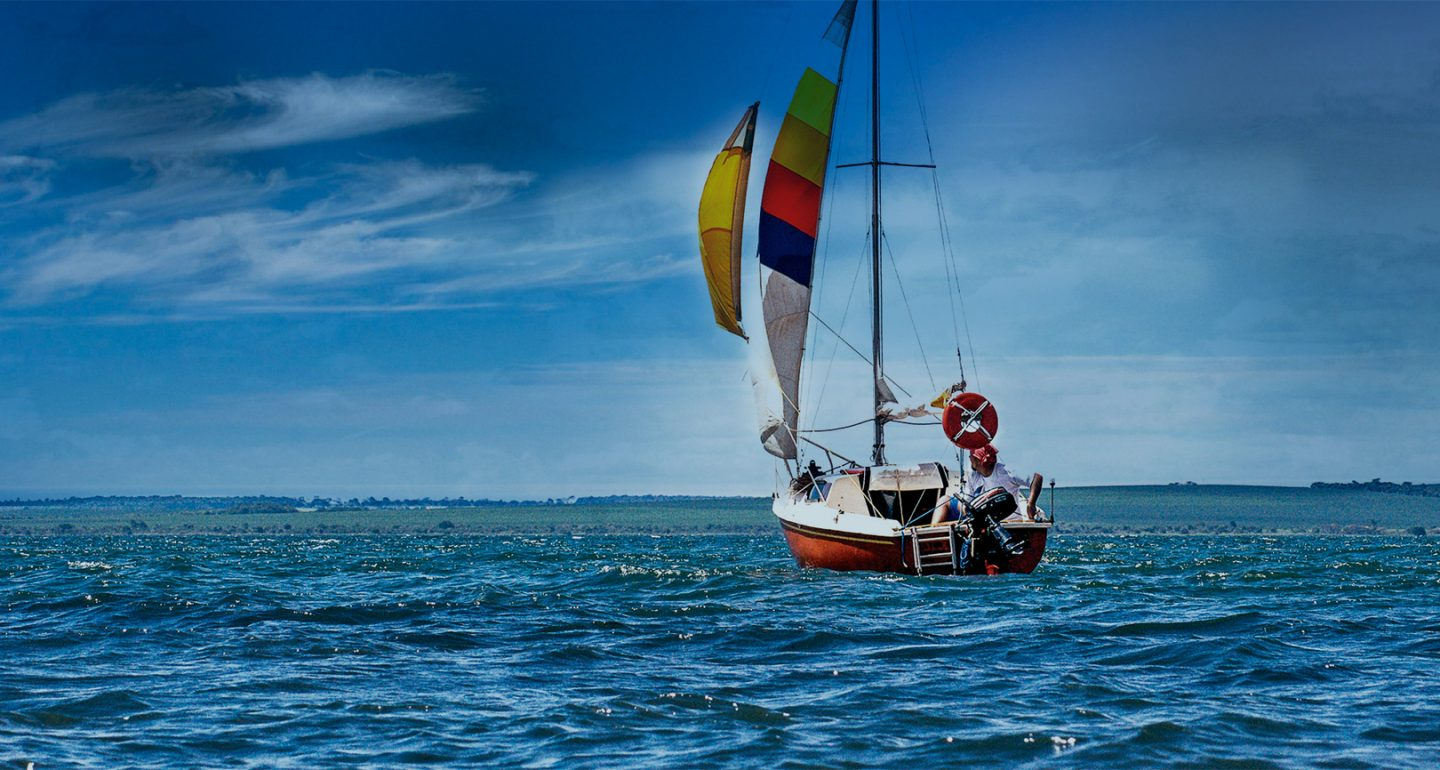 Sailboat tour.  An unforgettable experience.